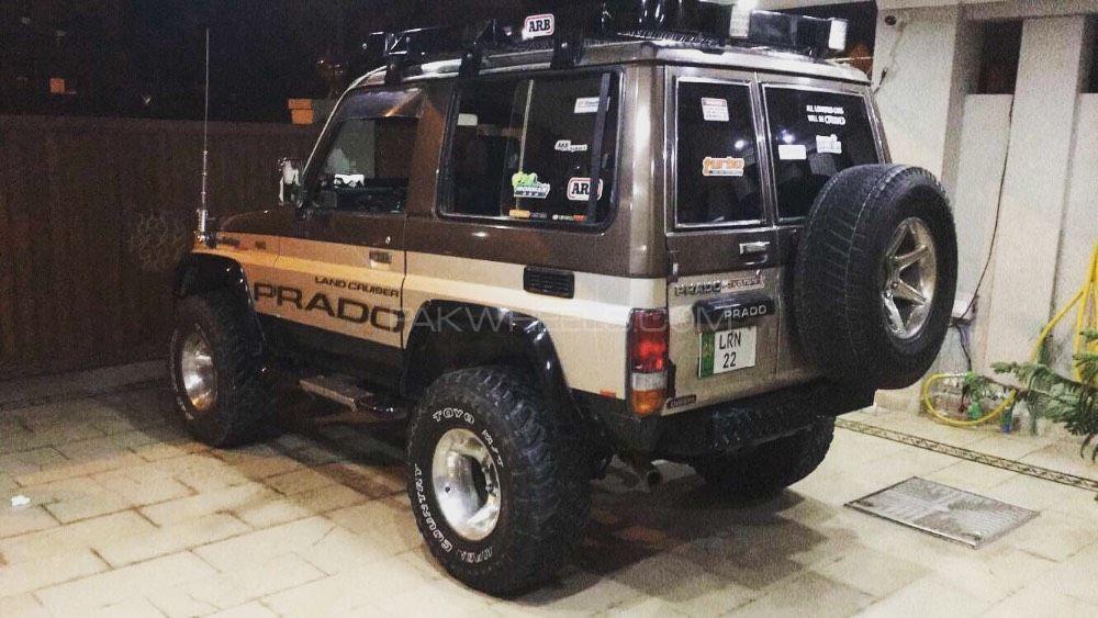 Toyota Prado - 1990  Image-1