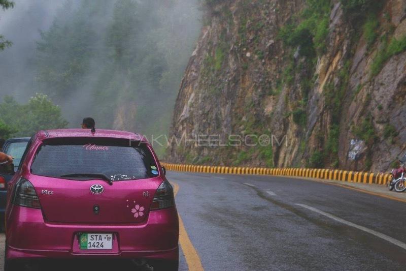 Toyota Vitz - 2007 Umairez Image-1