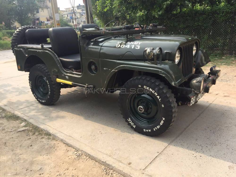 Willys M38 - 1967  Image-1