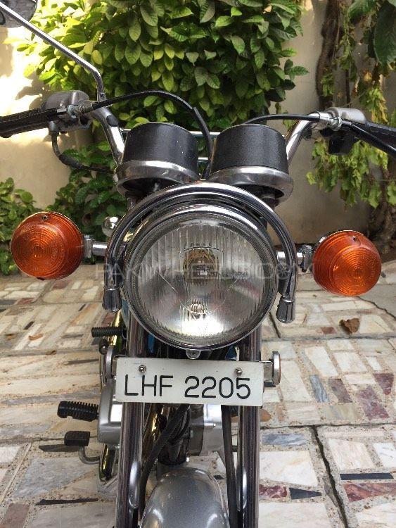Honda CG 125 - 1978  Image-1
