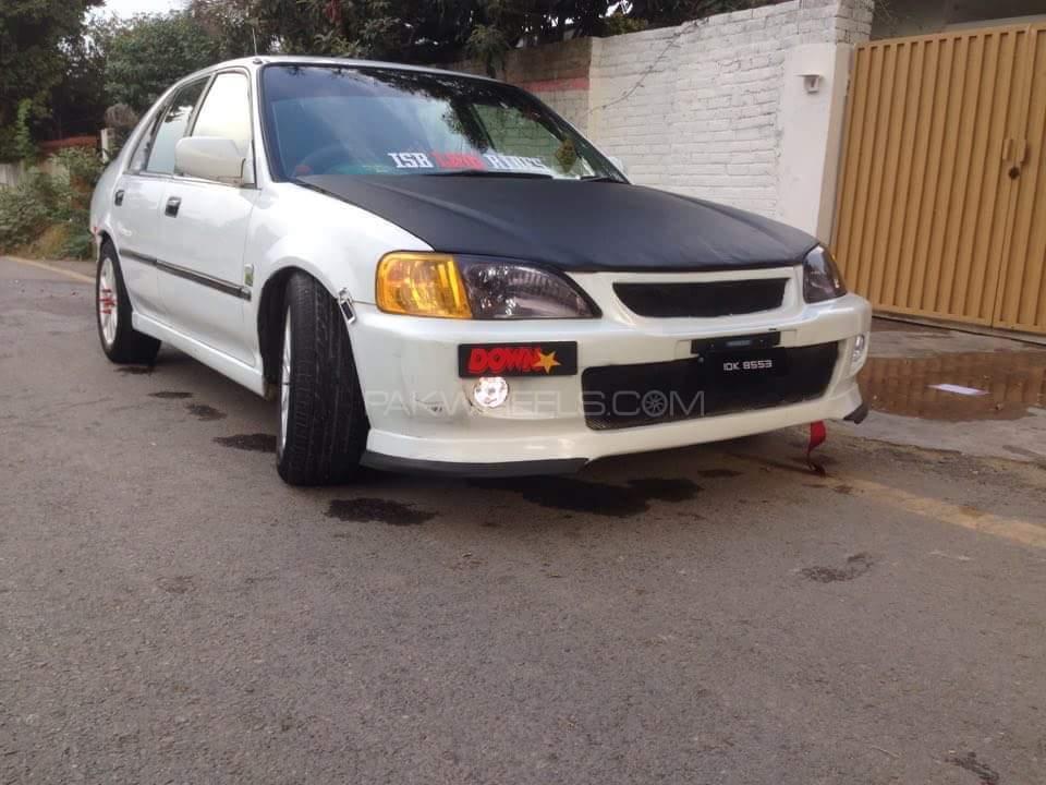 Honda City 2001 of pwuser15087845931 - Member Ride 55740 ...