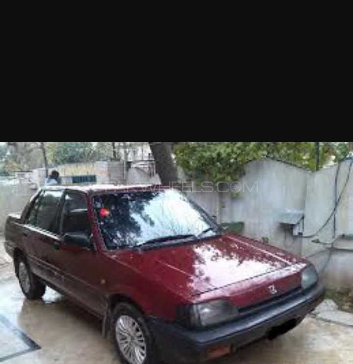 Honda Civic - 1985  Image-1