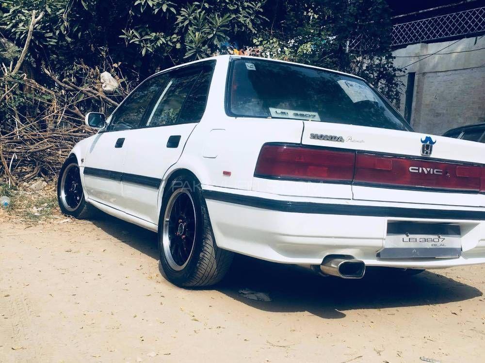 Honda Civic 1988 of muqeet440 - Member Ride 55595 | PakWheels