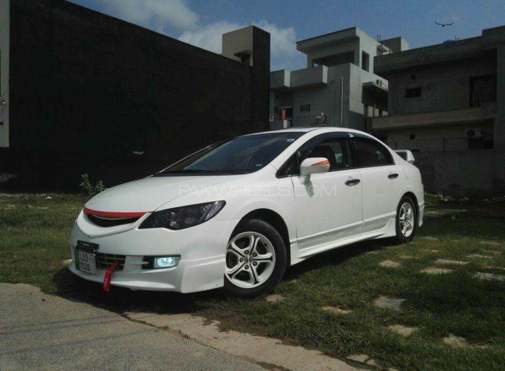 Honda Civic - 2011  Image-1