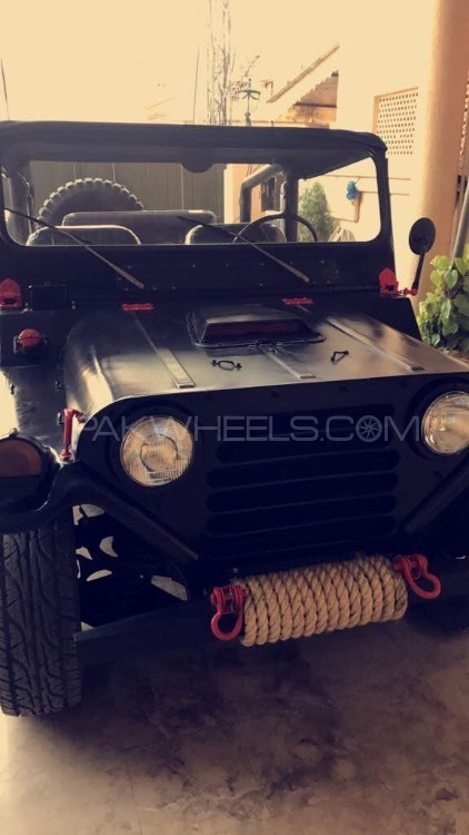 Jeep M 151 - 1987  Image-1