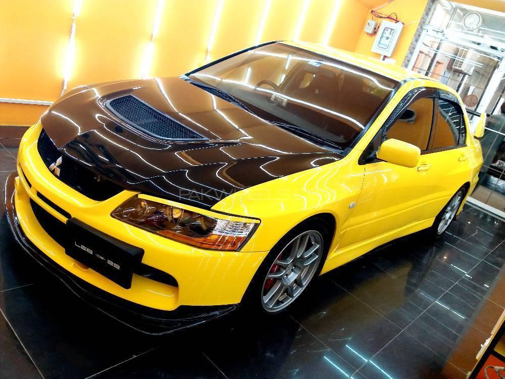 Mitsubishi Lancer Evolution - 2006  Image-1