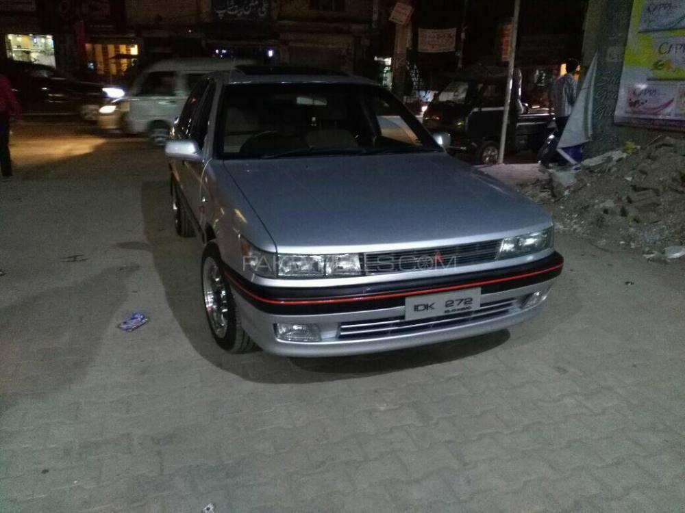 Mitsubishi Lancer - 1991  Image-1