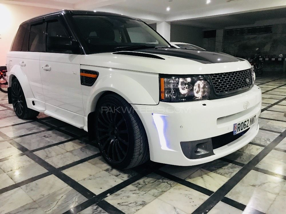 Range Rover Sport - 2013  Image-1