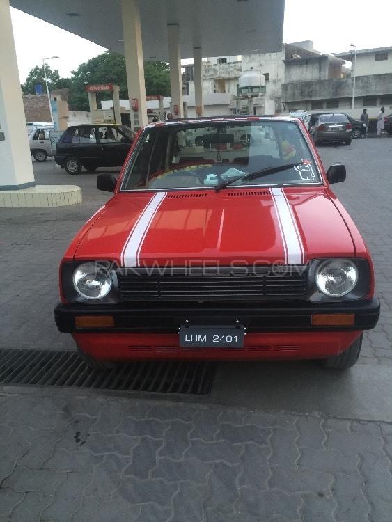 Suzuki FX - 1987  Image-1