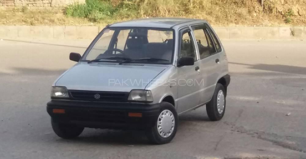 Suzuki Mehran - 2004  Image-1