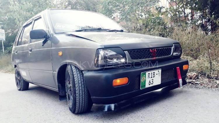 Suzuki Mehran - 2010  Image-1