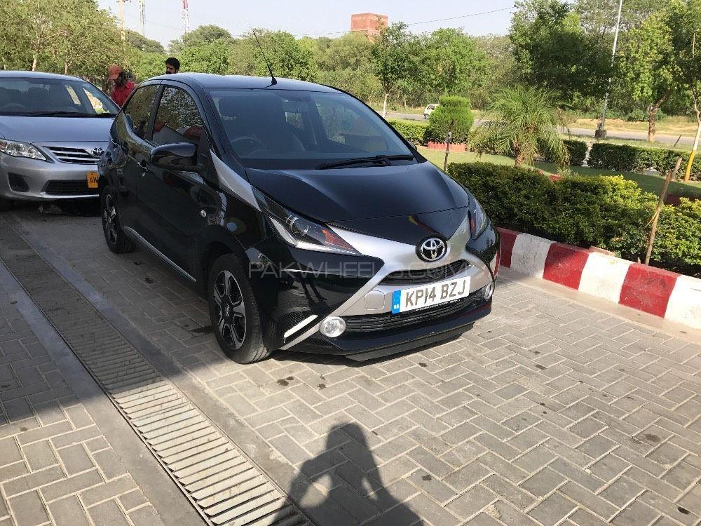 Toyota Aygo - 2015  Image-1