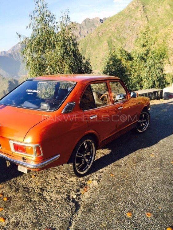 Toyota Corolla - 1974  Image-1