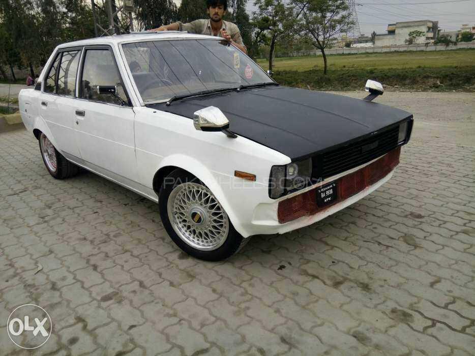 Toyota Corolla - 1981  Image-1