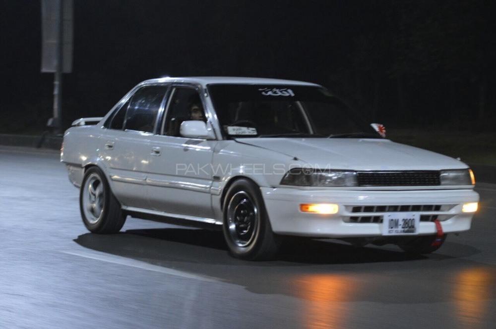 Toyota Corolla - 1988  Image-1
