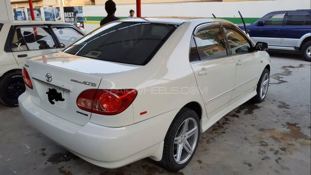 Toyota Corolla - 2005  Image-1