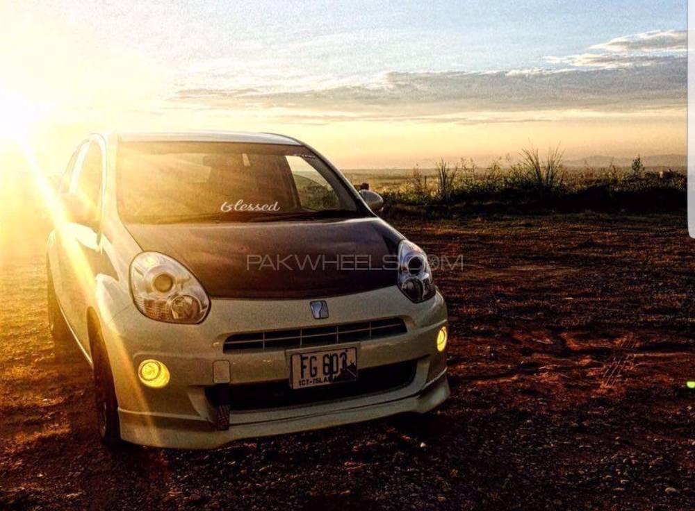 Toyota Passo - 2014  Image-1