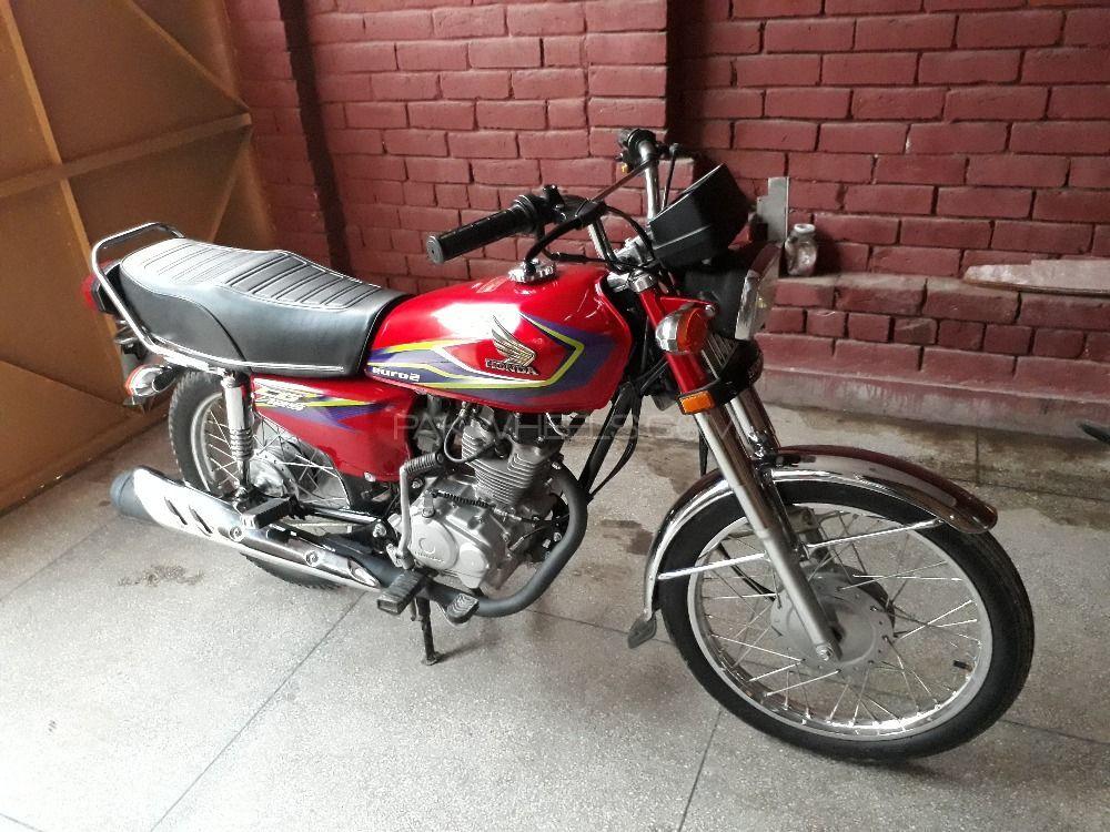 Honda CG 125 - 2017  Image-1