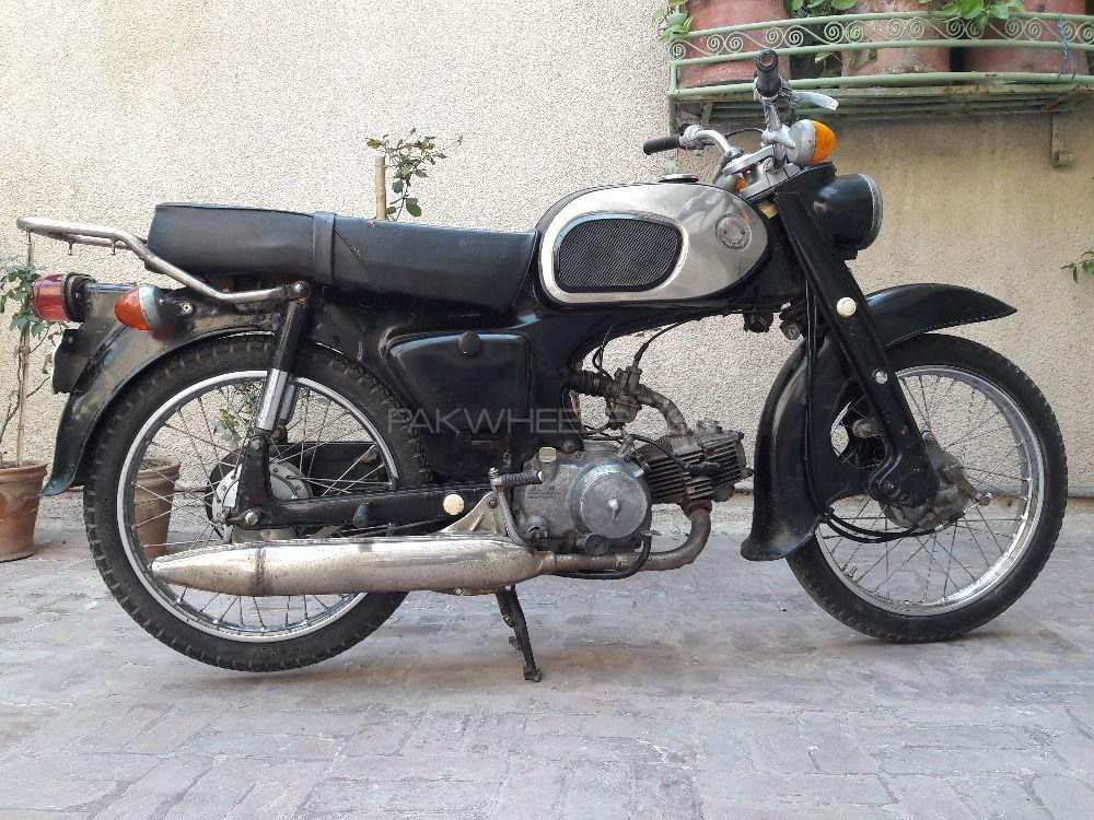 Honda Deluxe - 1964  Image-1