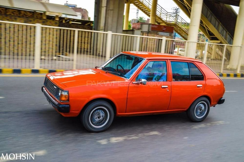 Mazda Carol - 1978  Image-1