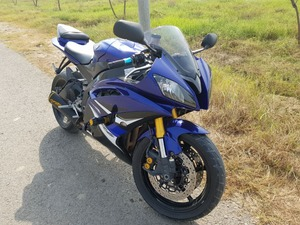 Yamaha YZF-R6 - 2008