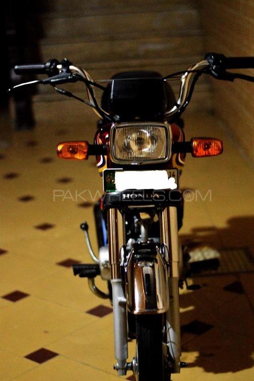 Honda CD 70 - 2014 70 Image-1