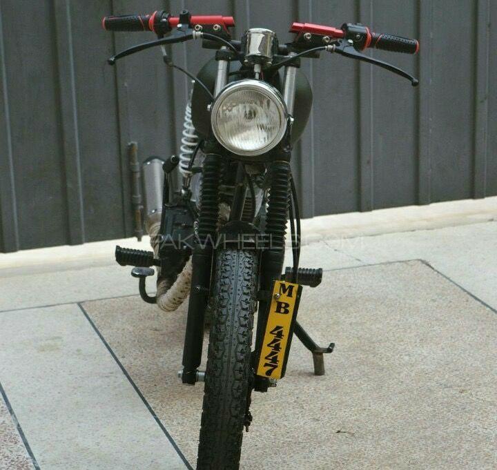 Honda CG 125 - 2000  Image-1