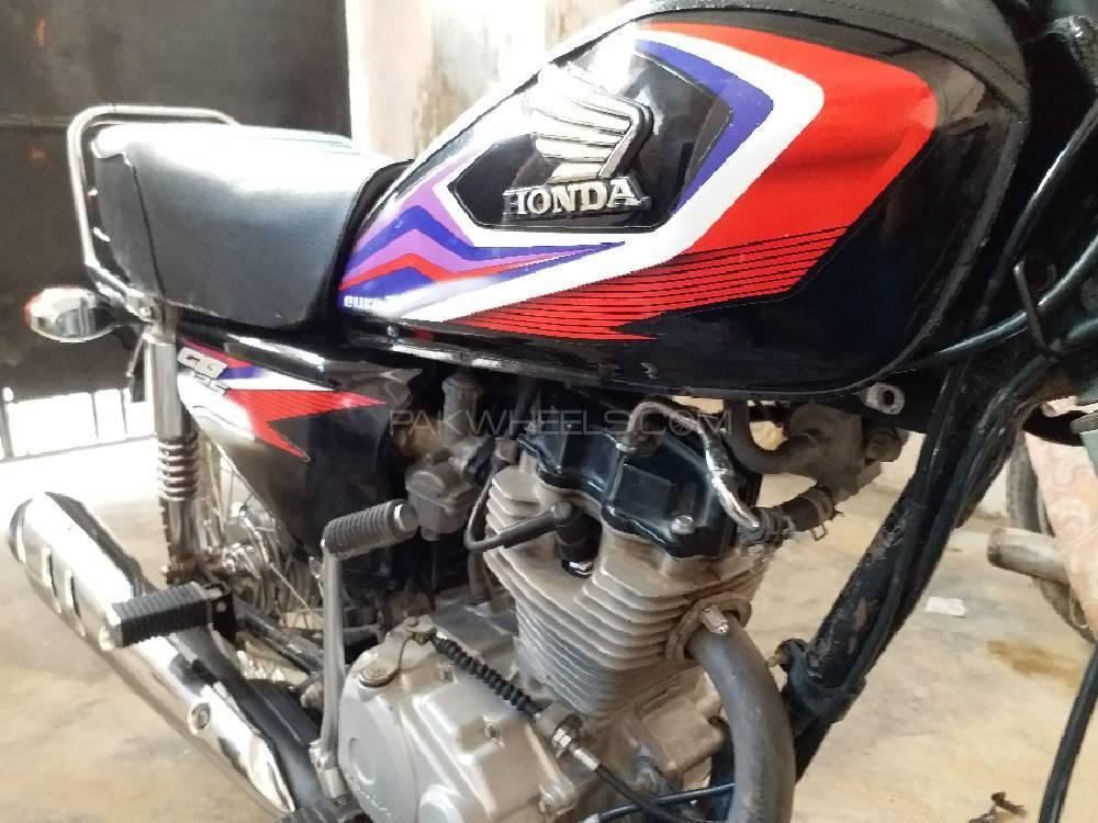 Honda CG 125 - 2013 CG Image-1