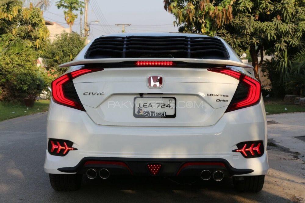 Honda Civic - 2017  Image-1