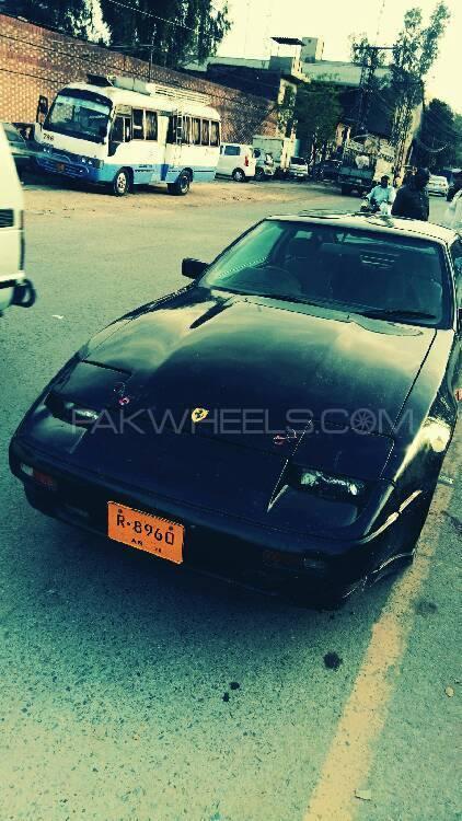 Nissan Z Series - 1987 Maya - The Knight Rider Image-1