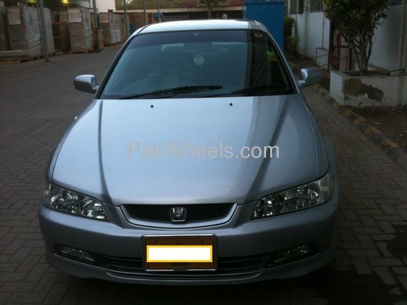 Honda Accord - 2002 CF3 Image-1