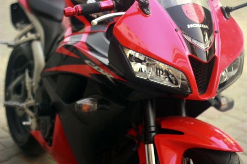 Honda CBR 600RR - 2009 PUMA Image-1
