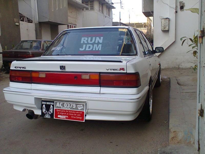 Honda Civic - 1991 Sig Image-1