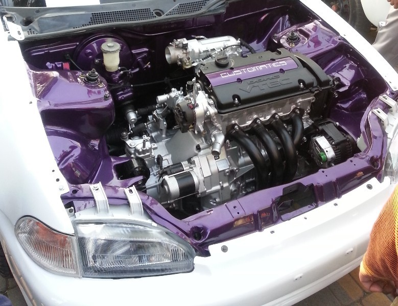 Honda Civic - 1995 Extension  Image-1