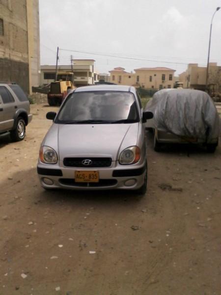Hyundai Santro - 2004 Asim Nizami Image-2
