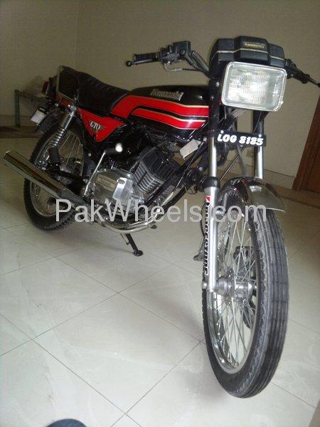 Kawasaki GTO - 1991 Shahbaz Ehsan Image-3