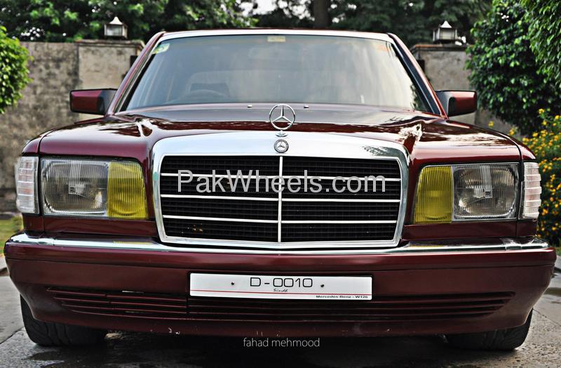Mercedes Benz S Class - 1985 The D-10 Image-1