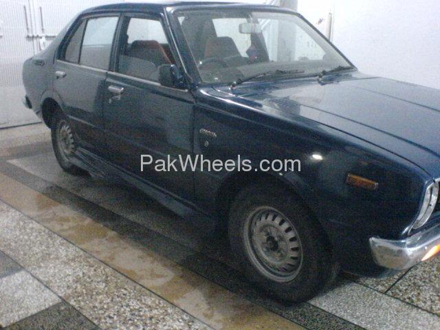 Toyota Corolla - 1976 Basanti Image-1