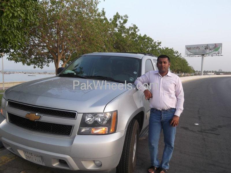 Chevrolet Other - 2012 Mohammed Image-1