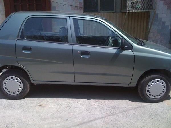 Suzuki Alto - 2011 alto Image-1