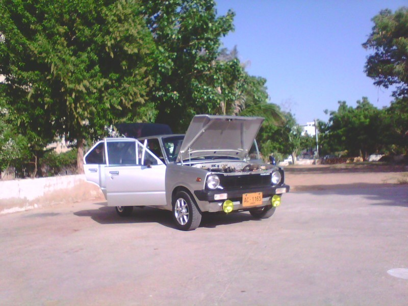Suzuki FX - 1982 Dawer Image-1