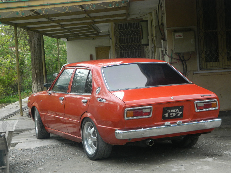 Toyota Corolla 1976 of nasir2708 - Member Ride 19574 ...