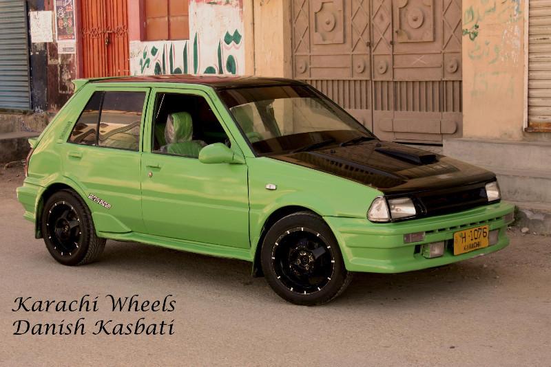 Toyota Starlet - 1986 DaNisH-Starlet Image-1