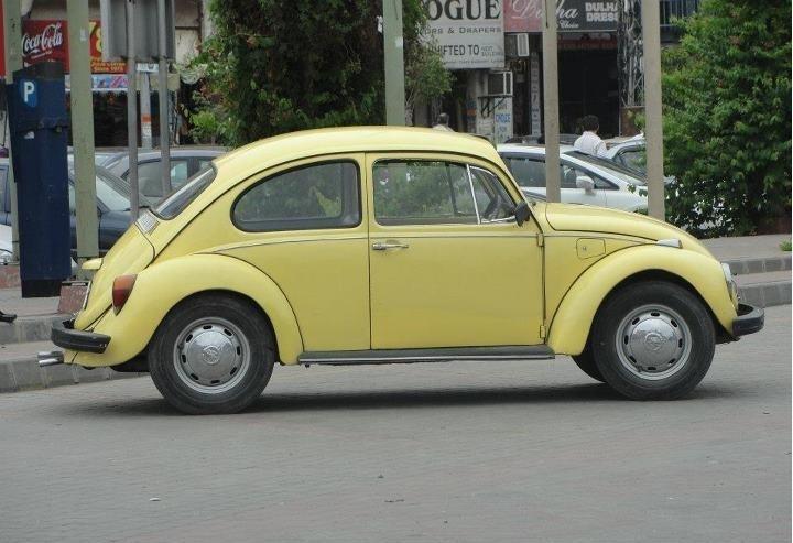 Volkswagen Beetle - 1968 foxy Image-1