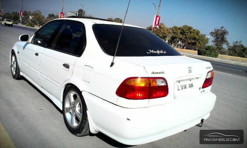 Honda Civic 2007 For Sale >> Honda Civic 2000 of sirf_madi - Member Ride 20638 | PakWheels