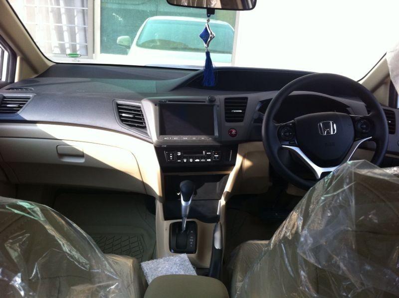 Honda Civic - 2013 jamal akbar Image-1