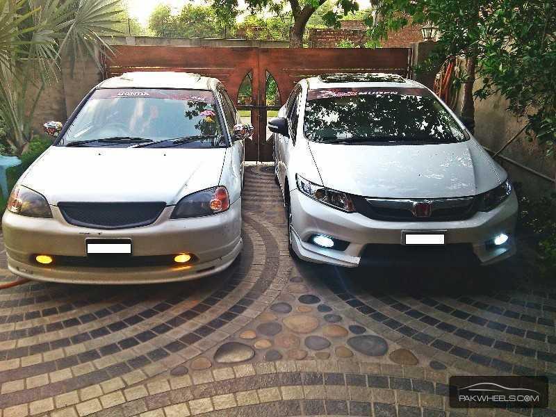 Honda Civic - 2014 BEAST Image-1