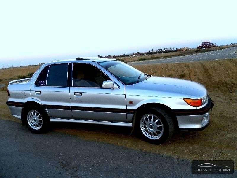 Mitsubishi Lancer - 1990 Nehal Image-1