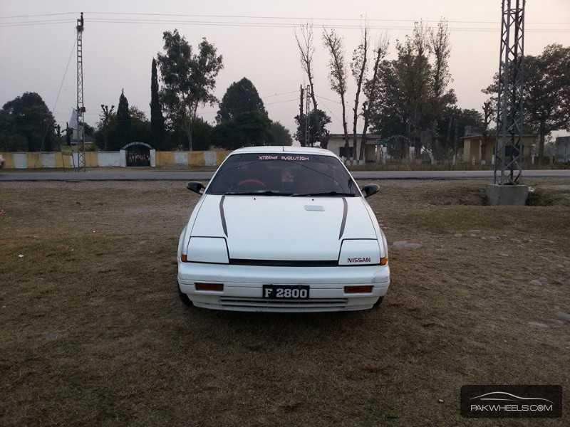 Nissan Pulsar - 1991 zobi Image-1