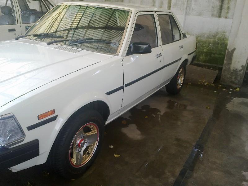 Toyota Corolla - 1982 Classy Image-2